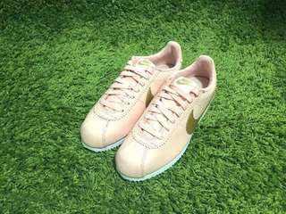 <Nike Cortez Leather Glitter Pack - Artic Orange>