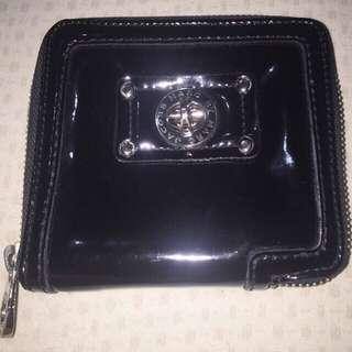 AUTHENTIC Marc By Marc Jacobs Patent zippy wallet