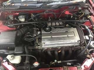 Honda B18C GSR