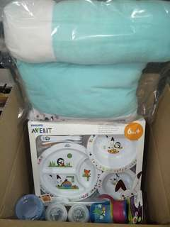 Philips Avent Baby Toddler Gift Set
