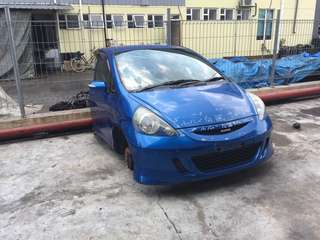 CKD Jazz Type S Auto 7 Speed HKS Adjustable