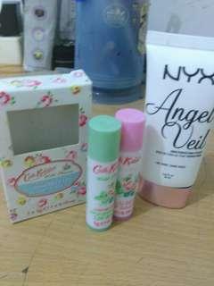Nyx angel veil & cath kidston lipbalm set