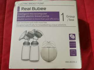 Electric Automatic Dual Breast Pump