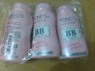 (Sisa 1) Pond's BB magic powder