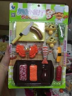Japanese kitchen set