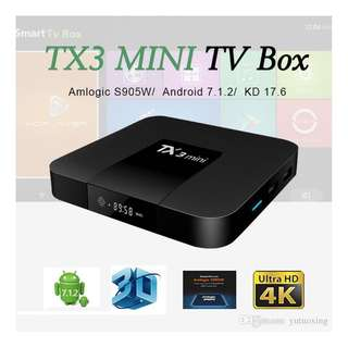 Tx3: Best Selling Android box. 2G ram + 16G Rom with, epl , android tv box 7.1 ,android tv box, kids channels, Tv box , android tv box 2gb , EPL , android tv box no subscription , android tv box 4k 2gb ram, android tv box latest, world cup ,setup box
