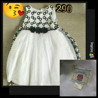 Semi gown for kids