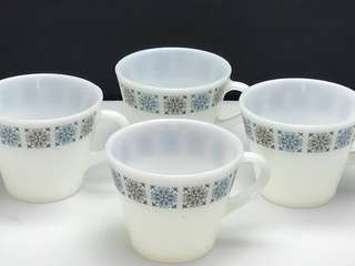 PYREX England Coffee Cup