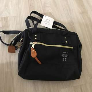 Anello Mini Bag Sling black