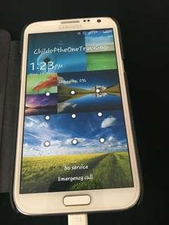 Samsung Note II