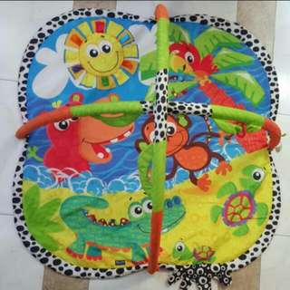 Free Baby Play Mat #Blessing