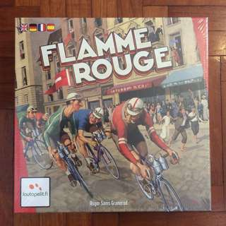 Flamme Rouge board game (brand new with damaged box)