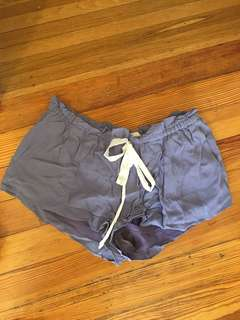 Wilfred Silk Shorts - Size L