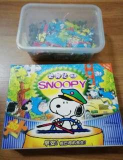 Snoopy puzzle 260 pcs