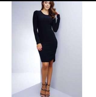 Black Abbey Dress