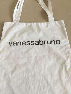 Vanessabruno 棉質帆布袋