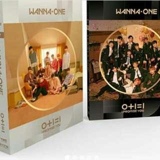 Wanna-One I.P.U album