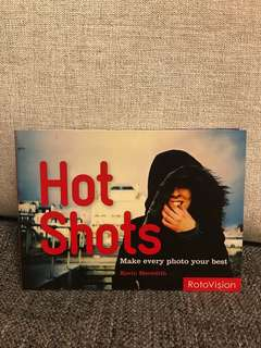 Hot Shots Lomo Book