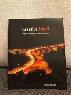 Creative Night Photography Book