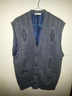 Vest Outer Tribal Zealzip
