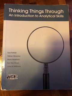 Analytical Skills textbook