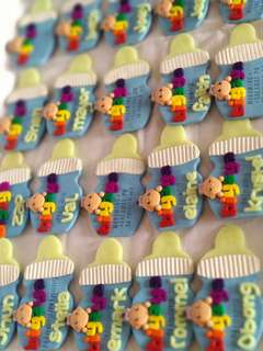 Baptismal handcrafted tokens