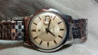 70年代天梭錶,自動