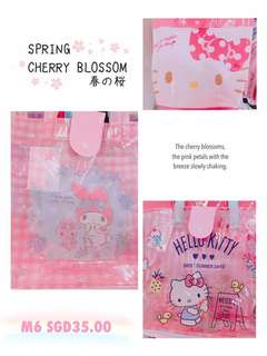 Melody and Hello Kitty Bag