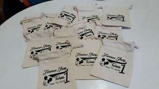 Printed String bags for all occasions