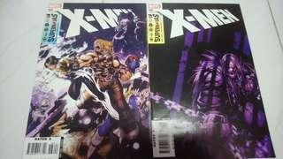 X-MEN (Vol. 2 1991) #188 & 189