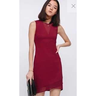 LB golnaz dress XS