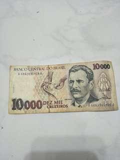 早期外國紙幣(二手)