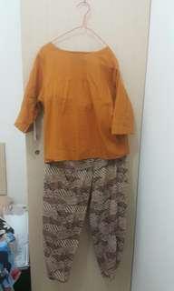 Batik (mix match)