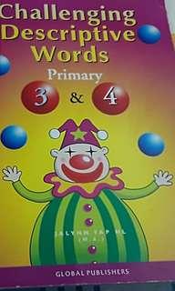#Blessing English Grammar Vocabulary creative writings books (Primary P3 P4)