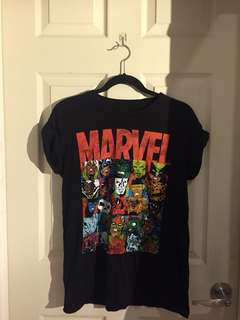 small marvel collection tee