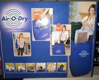 Air-O-Dry Machine