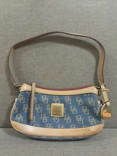 DOONEY & BOURKE Mini Denim Handbag