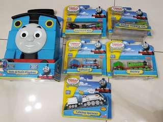 Thomas & friends take-n-play set