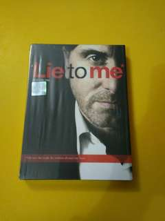 DVD Lie to me Season 1