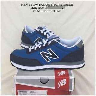 SALE!!! NEW BALANCE 501 SNEAKERS