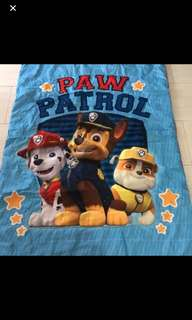 Instock authentic paw patrol kids blanket gd quality and comfy brand new ht142 wt 107