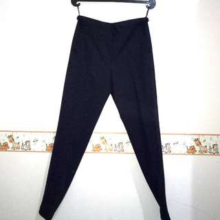 Lyna Halim Navy Pants