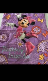 Minnie Mouse kids blankets  Long 145cm width 107cm 2 design available