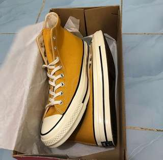 Converse CT 70's Hi Sunflower BNIB