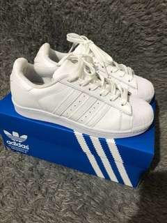 Adidas Superstar Triple White ORIGINAL
