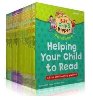 Oxford Reading Tree Helping Your Child to Read Level 1-3