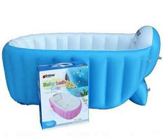 INTIME INFLATABLE BABY BATH TUB