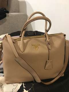 Prada Handbag classic款(全新)