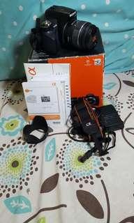 Kamera Sony alpha 230