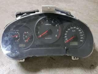 Subaru impreza meter